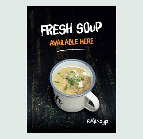 A2 Fresh Soup Available Here