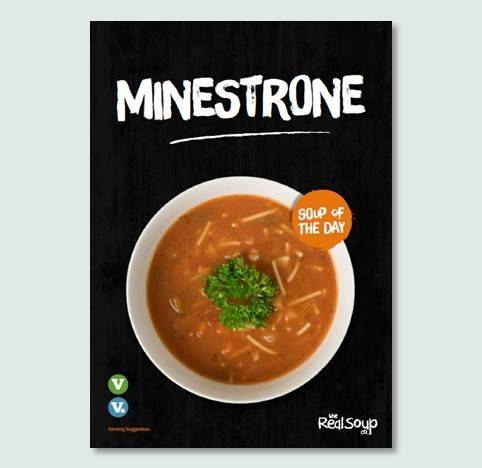 A4 Minestrone