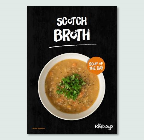 A4 Scotch Broth