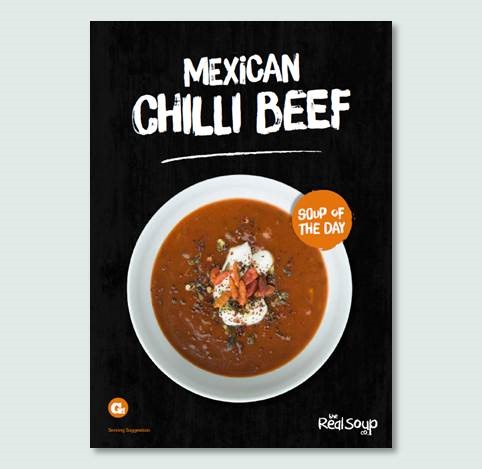 A4 Mexican Chilli Beef