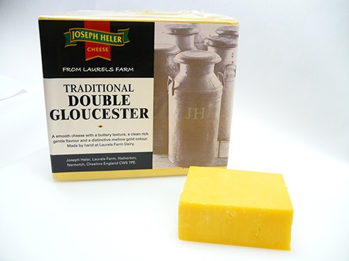 Red Tractor Double Gloucester