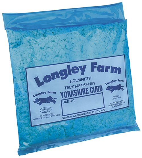 Longley Farm Yorkshire Curd