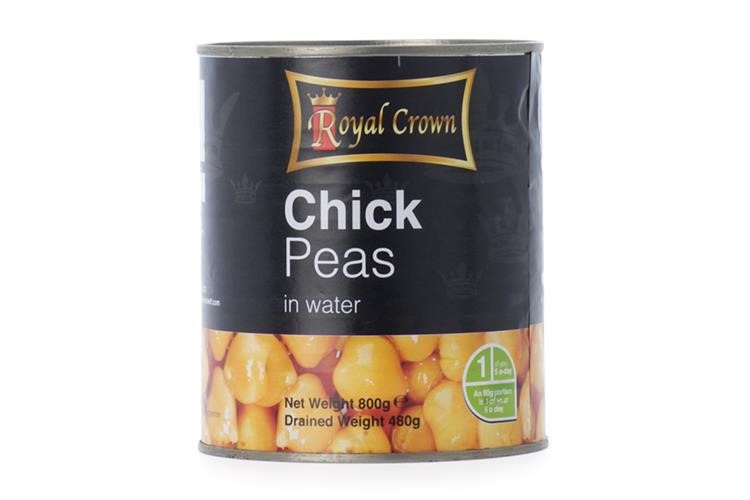 Royal Crown Chickpeas